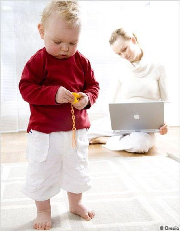 """Blog """"Maman travaille"""" : Une mère coupable !"""