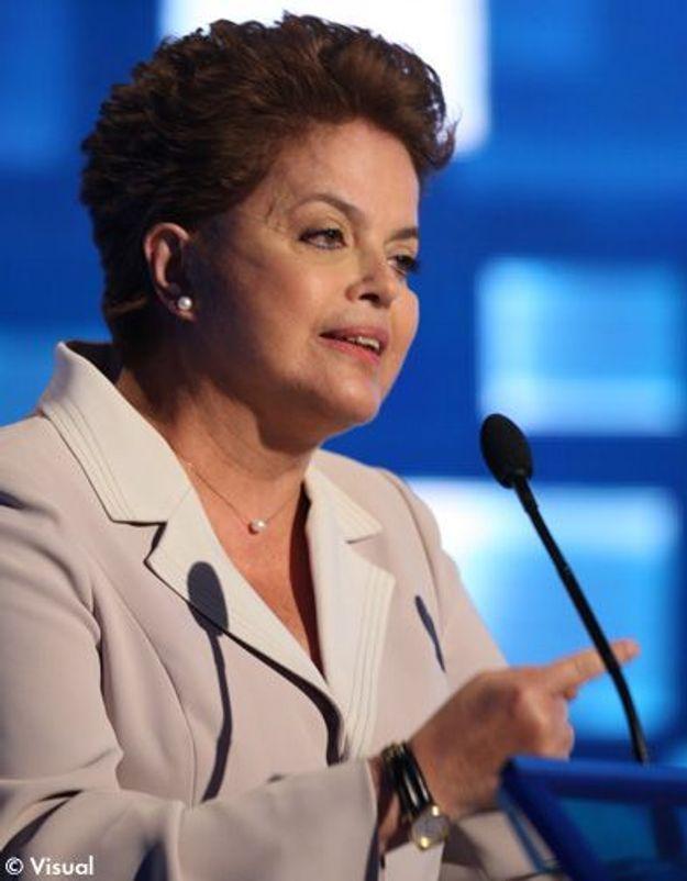 Brésil : Dilma Rousseff, soutenue par Martine Aubry et Elisabeth Badinter