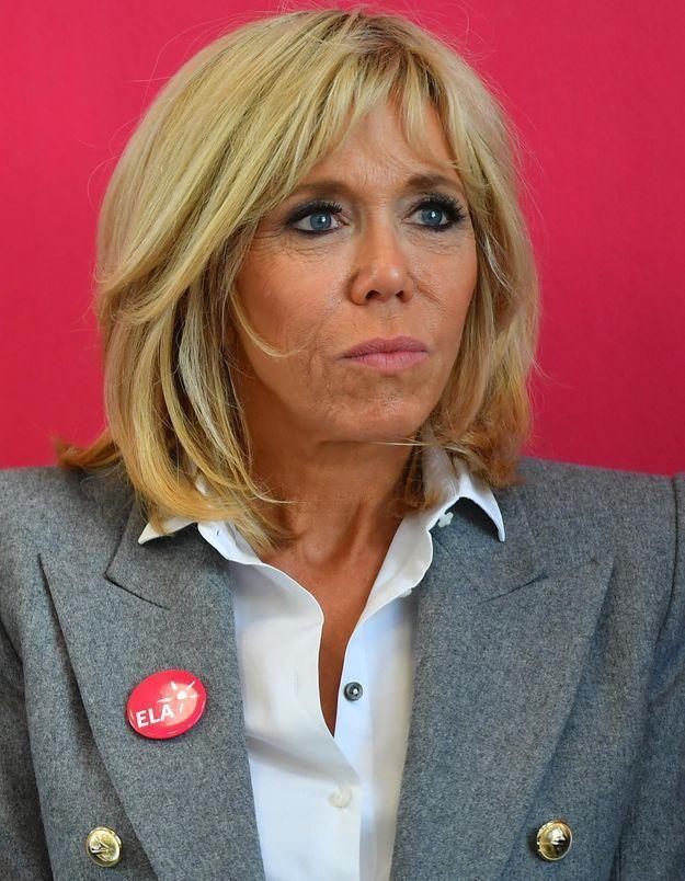 Brigitte Macron : « Je pousse vraiment les femmes à rompre le silence » sur le harcèlement sexuel