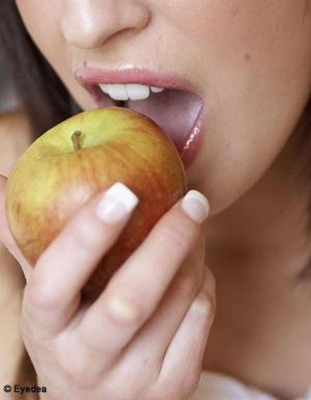 Cancer du sein : manger des pommes réduit les risques