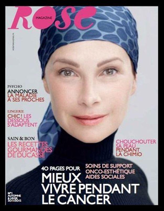 Cancer : « Rose », un magazine féminin pour lever les tabous
