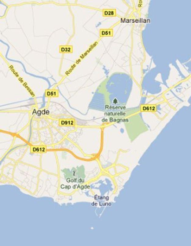 Cap d'Agde : une fillette blessée par l'hélice d'un bateau