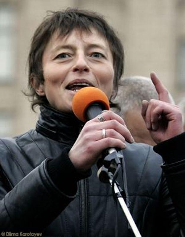 Carine Clément, militante en Russie au péril de sa vie ?