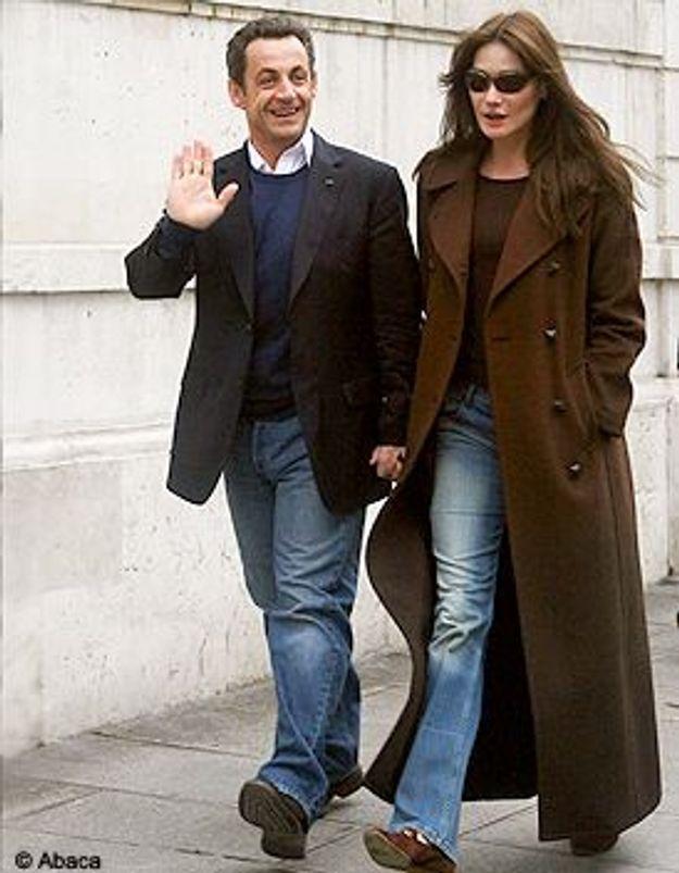 Carla Bruni et Nicolas Sarkozy, déjà mariés !