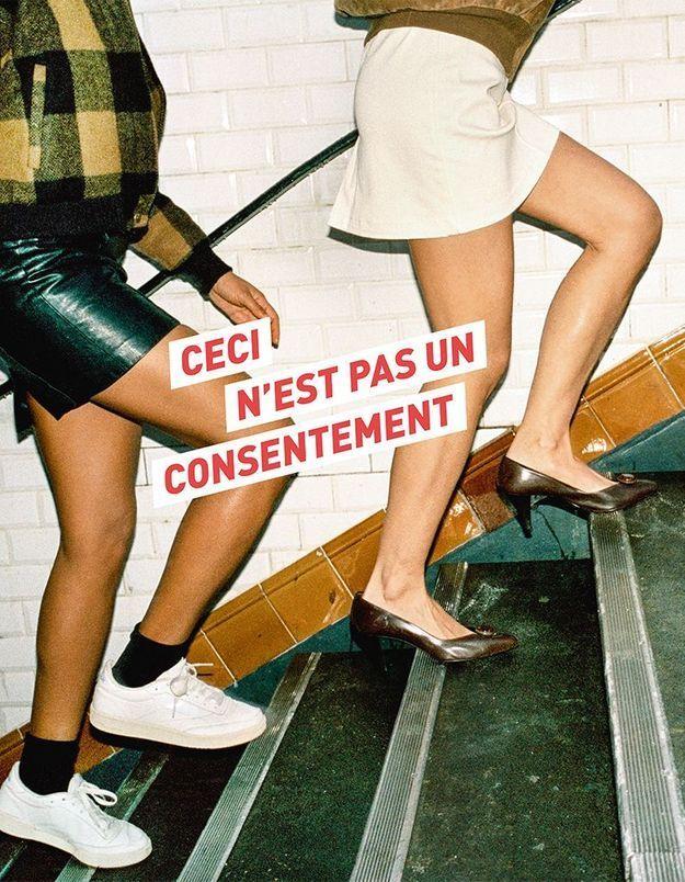 « Ceci n'est pas un consentement » : la campagne pour rappeler au monde entier que oui, on a le droit de s'habiller comme on veut