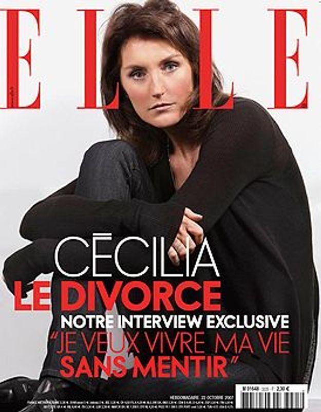 Cécilia Sarkozy, l'interview exclusive