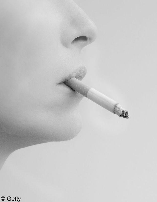 Celles qui arrêtent de fumer avant 35 ans gagnent 10 ans