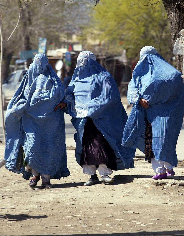 Ces Afghanes emprisonnées pour avoir tenté de fuir leur foyer