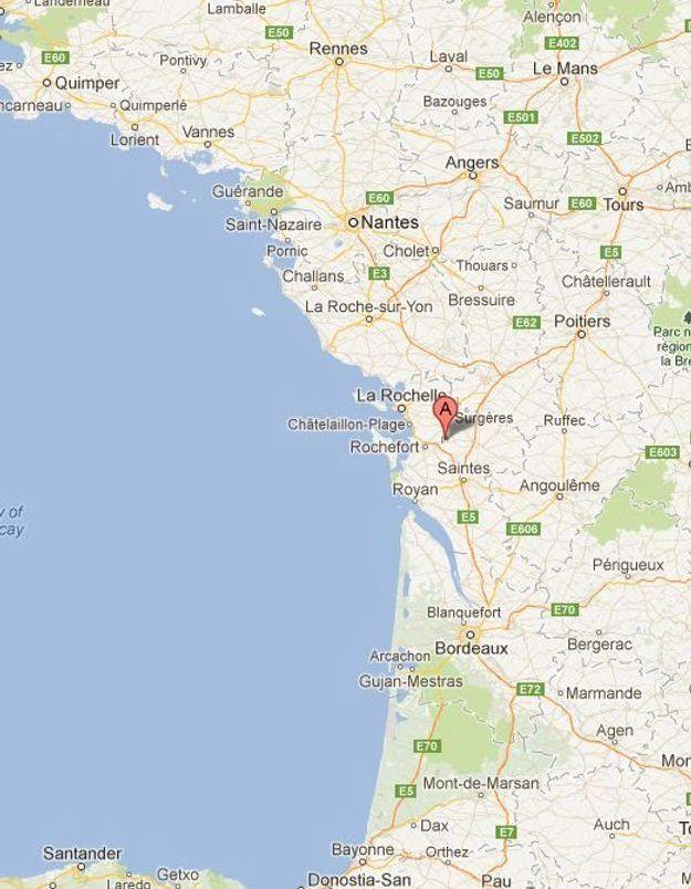 Charente-Maritime : disparition d'une petite fille de 23 mois