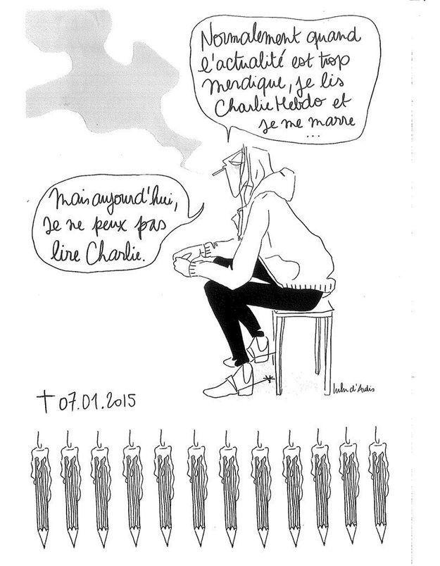 Lulu d'Ardis, illustratrice française