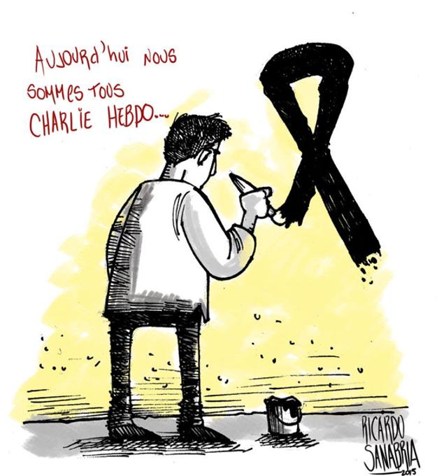 Ricardo Sanabria, illustrateur vénézuelien