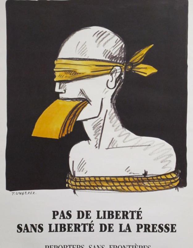 Tomi Ungerer, illustrateur français