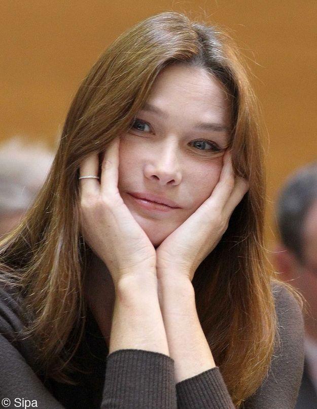 #ChèreCarlaBruni : la réponse de Carla Bruni-Sarkozy