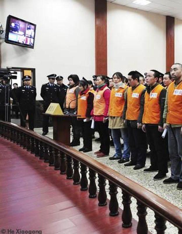 Chine : le trafic d'enfants à la barre