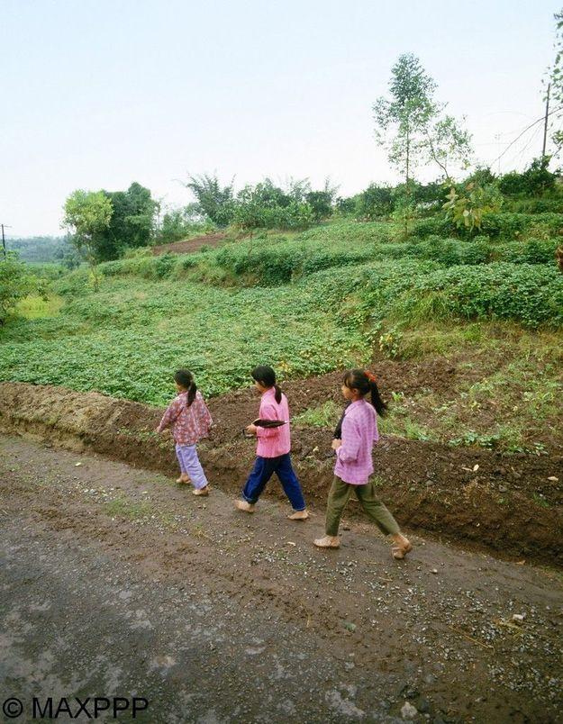Chine: plusieurs réseaux de trafic d'enfants démantelés