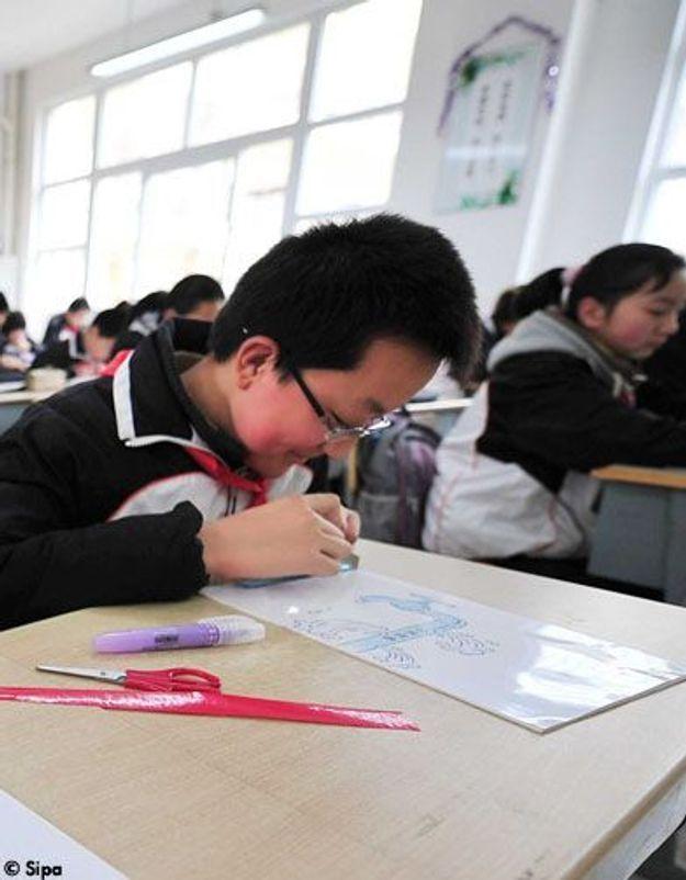 Chine: une enfant battue à mort pour des résultats scolaires