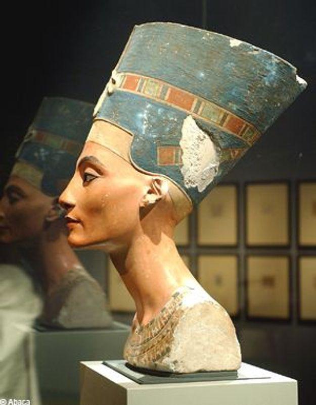 Chirurgie esthétique : Néfertiti avait subi un lifting