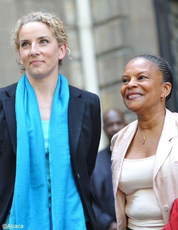 Christiane Taubira dément toute mésentente avec Delphine Batho