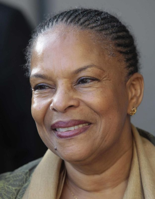 Christiane Taubira fait ses adieux au gouvernement