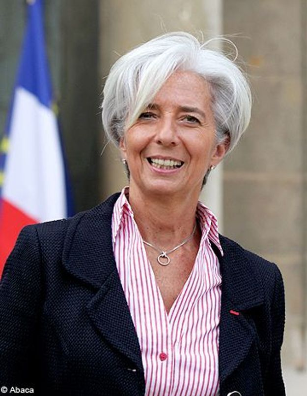 Christine Lagarde, candidate à la direction du FMI ?