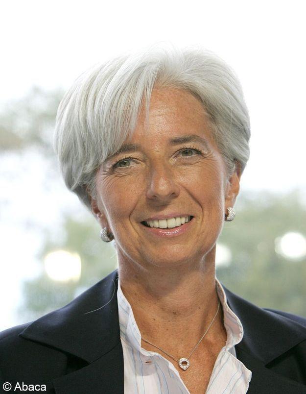Christine Lagarde : femme politique préférée des Français