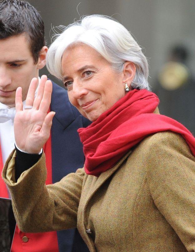 Christine Lagarde : « Mes fils n'ont pas voté »