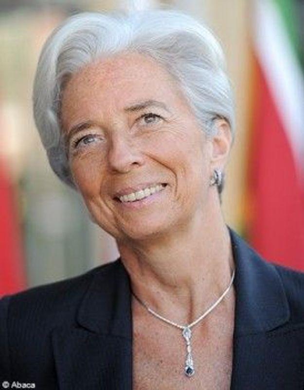 Christine Lagarde, nouvelle patronne du FMI