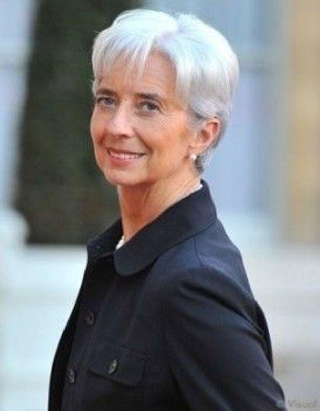 Christine Lagarde veut plus de femmes au FMI