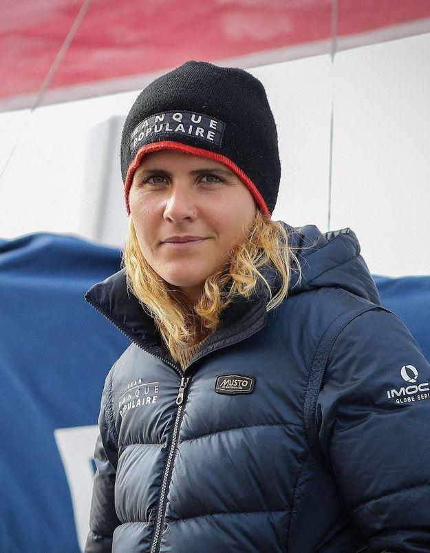 Clarisse Crémer, l'étonnante skippeuse qui a pulvérisé le record féminin du Vendée Globe