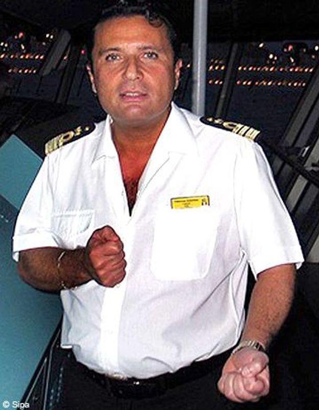 Concordia : le commandant voulait faire plaisir à un serveur