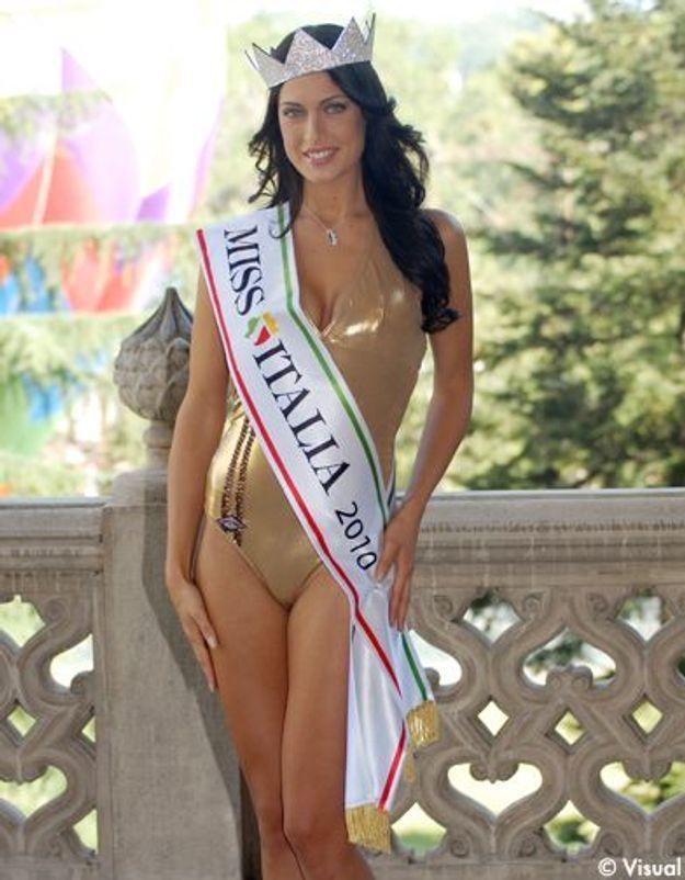 Concours Miss Italie : les tailles 40 peuvent défiler
