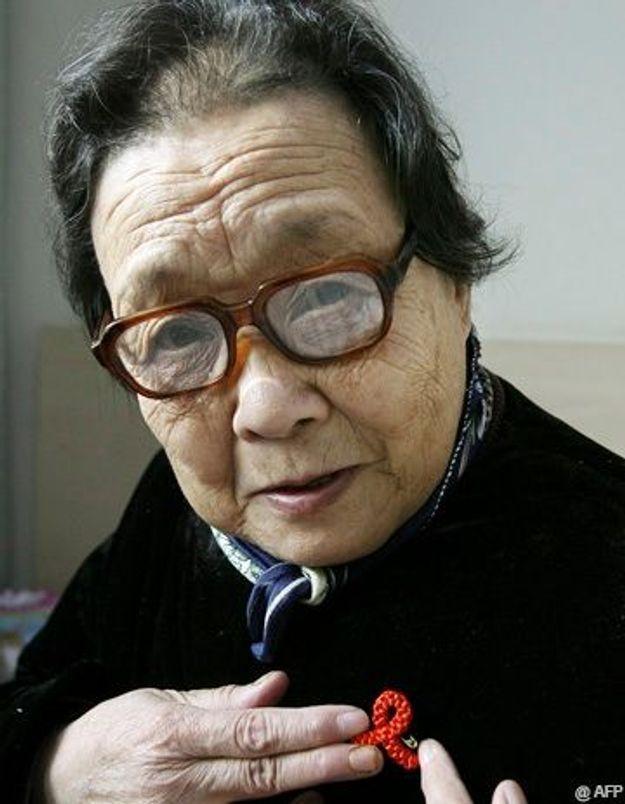 Condamnée à fuir la Chine pour avoir dénoncé le scandale du sang contaminé