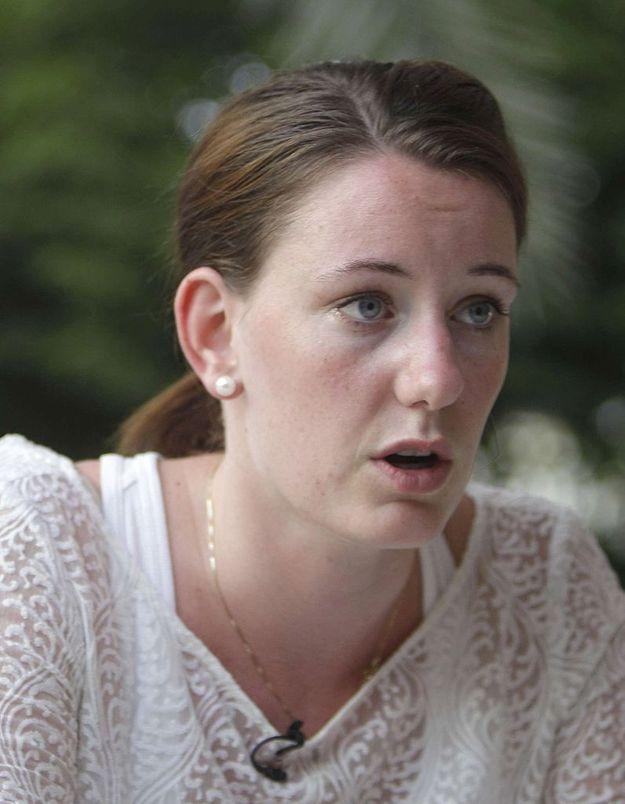Condamnée après avoir été violée, elle retrouve la liberté