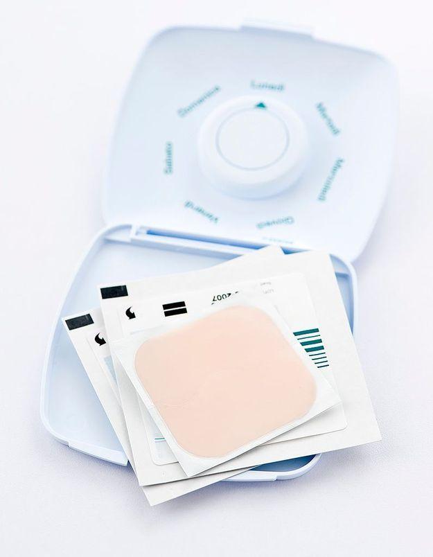 Contraception : l'ANSM met en garde contre le patch