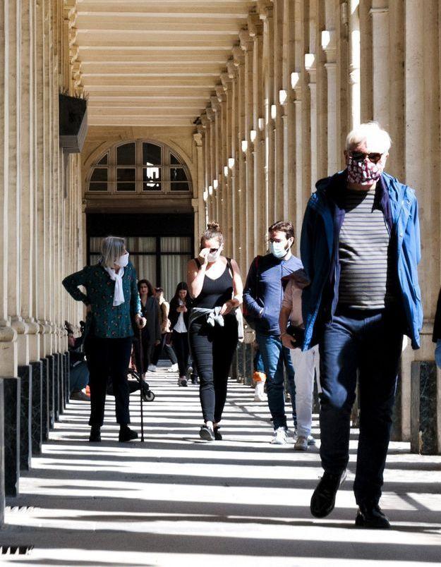 Coronavirus : Paris rend le port du masque obligatoire dans certains espaces publics