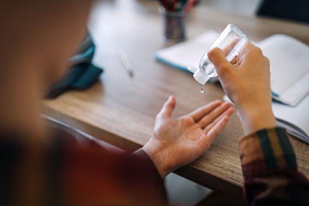 Covid-19 : comment savoir si votre gel hydroalcoolique est efficace ?