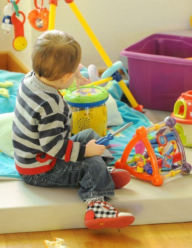 Crèche : davantage de places pour les enfants pauvres