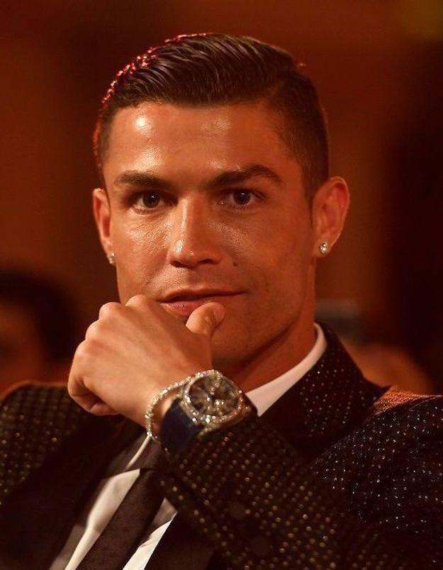 Cristiano Ronaldo accusé de viol : son ADN réclamé par la police