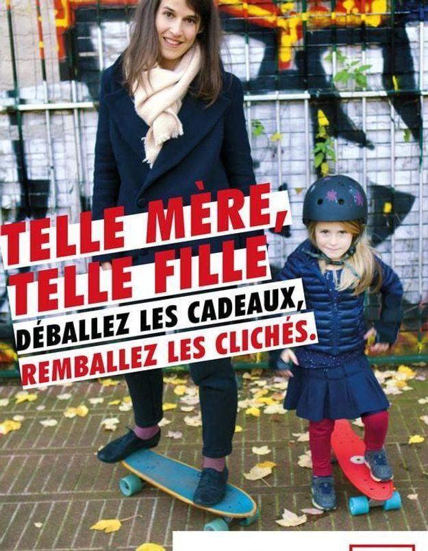 « Déballez les cadeaux, remballez les clichés » : on adore cette campagne contre les jouets sexistes