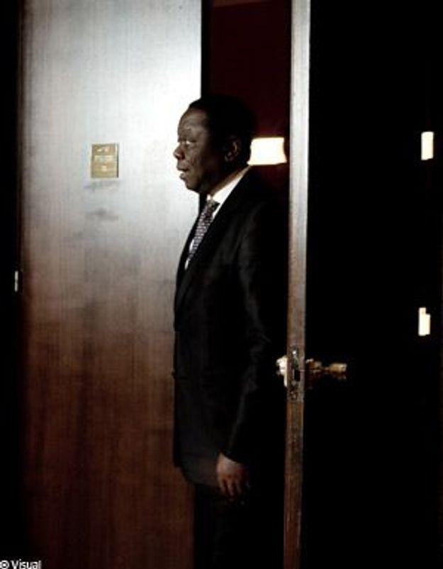 Décès de l'épouse du Premier ministre zimbabwéen