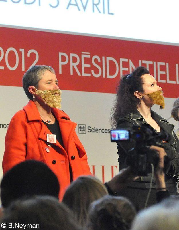 Des féministes perturbent la rentrée de Radio France