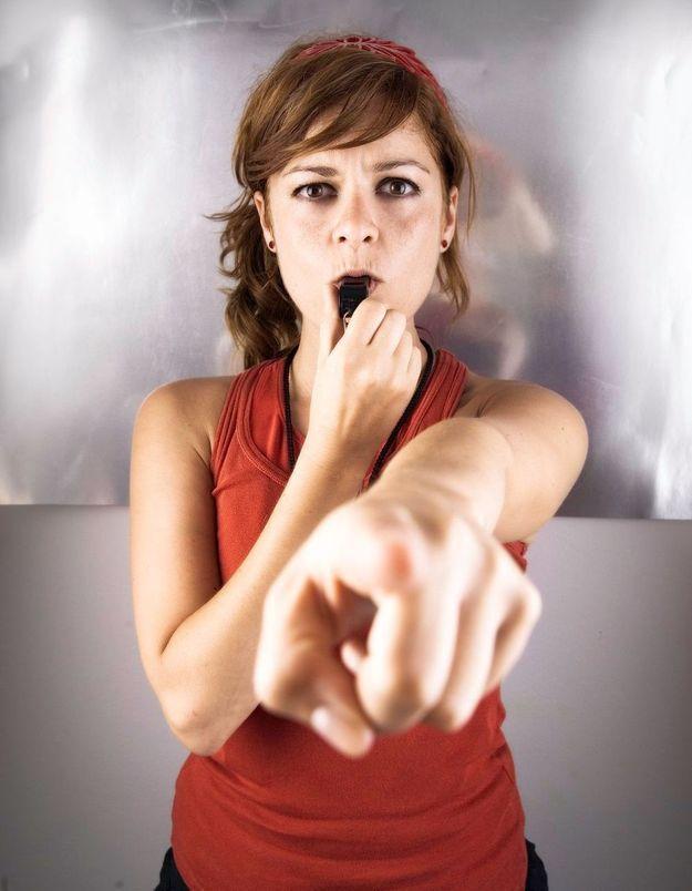 Des sifflets contre le harcèlement de rue ?