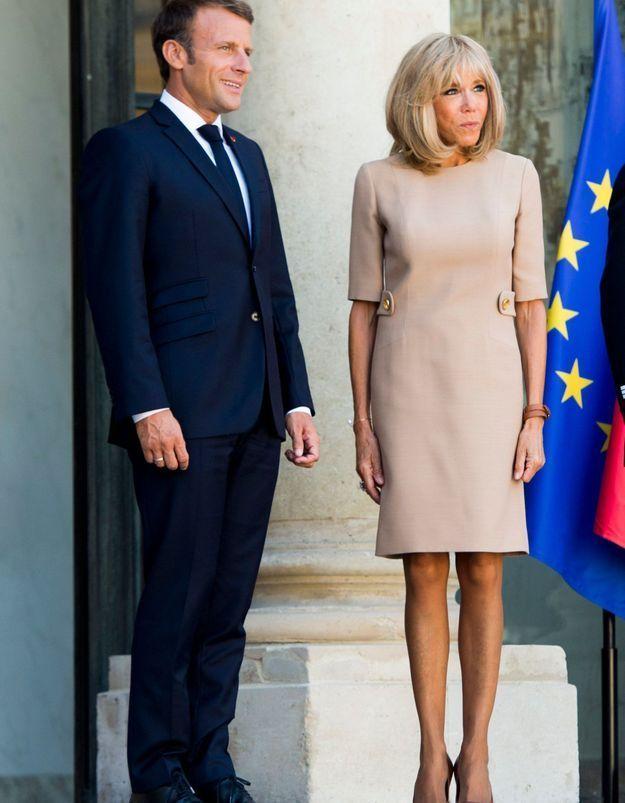 #DesculpaBrigitte : quand les Brésiliens soutiennent Brigitte Macron après les attaques sexistes de Bolsonaro