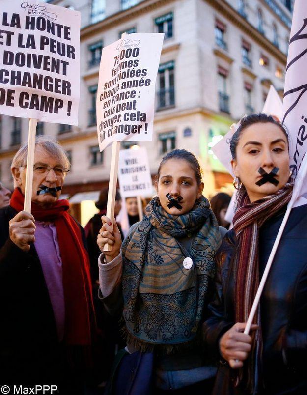 Deux pétitions contre le viol recueillent 200 000 signatures