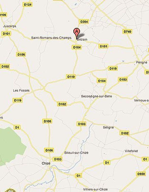 Deux-Sèvres : une jeune femme morte par strangulation
