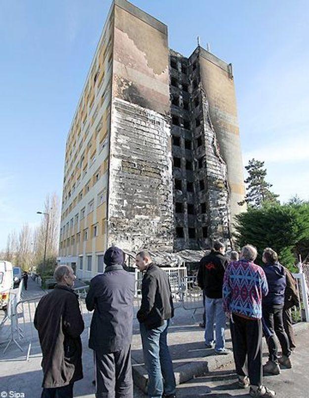Dijon : au moins sept morts et 130 blessés dans un incendie
