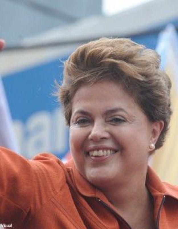 Dilma Rousseff, élue présidente du Brésil