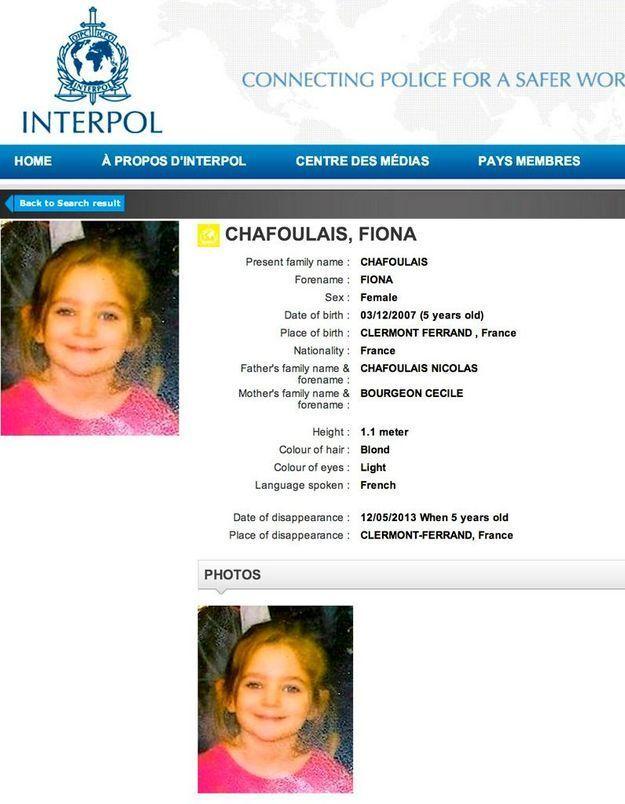 Disparition de Fiona : la piste familiale privilégiée