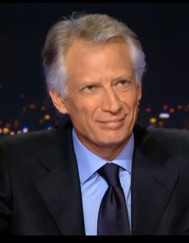 Dominique de Villepin officiellement candidat à la présidentielle