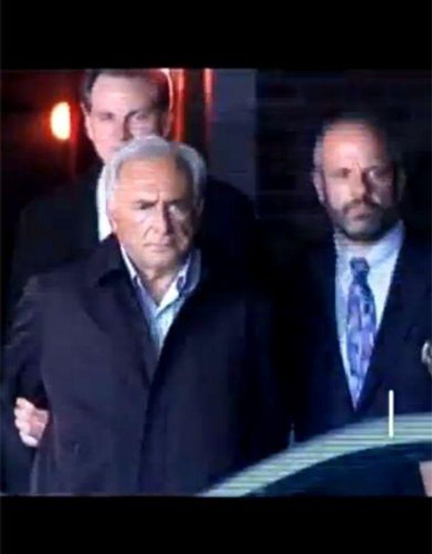 DSK a accepté « de son plein gré » les tests ADN